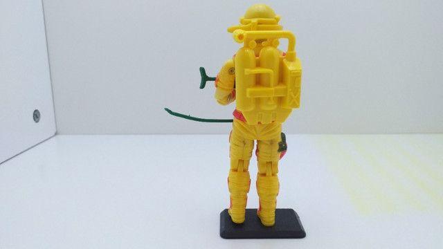 Boneco Blowtorch G.i.Joe/Comandos em Ação/Cobra - Hasbro - Foto 4