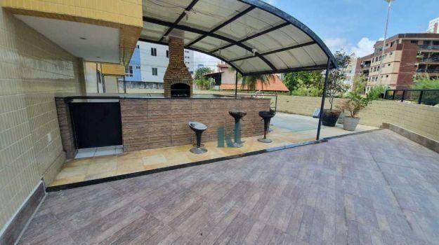 Apartamento com 3 dormitórios à venda, 84 m² por R$ 420.000,00 - Jardim Oceania - João Pes - Foto 4