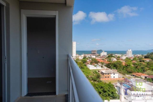 Apartamento com 2 dormitórios à venda, 52 m² por R$ 248.328,00 - Itacolomi - Balneário Piç - Foto 14