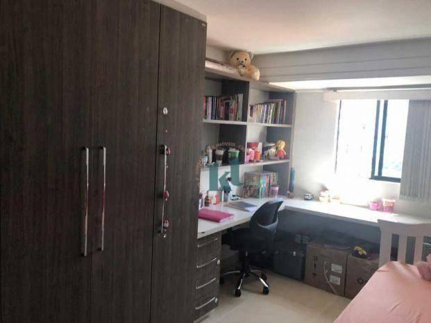 Apartamento com 3 dormitórios à venda, 84 m² por R$ 420.000,00 - Jardim Oceania - João Pes - Foto 17