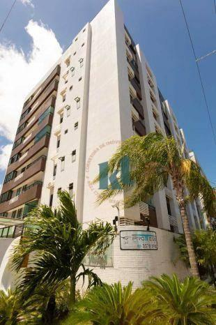Apartamento com 2 dormitórios à venda, 59 m² por R$ 420.000 - Cabo Branco - João Pessoa/PB - Foto 5