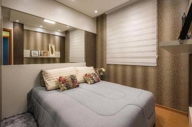 Porto Santiago MRV 2 dormitórios sacada com churrasqueira Protásio Alves - Foto 3