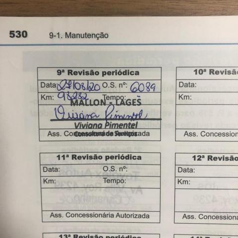 Hilux CD SRX 4x4 2.8 Diesel Aut. 2018 Revisada Concessionaria - Foto 10