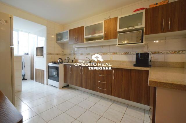 Apartamento à venda com 3 dormitórios em Menino jesus, Santa maria cod:99975 - Foto 4