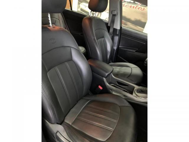 Kia Motors Sportage LX 2.0 16V Flex Aut. 4X2 - Foto 4
