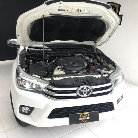 Hilux CD SRX 4x4 2.8 Diesel Aut. 2018 Revisada Concessionaria - Foto 2