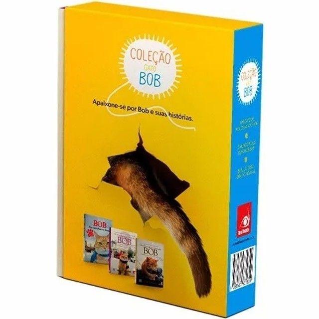 Box Coleção Gato Bob - 03 Livros - Foto 2