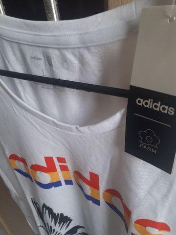 Camiseta ADIDAS FARM original - Foto 3