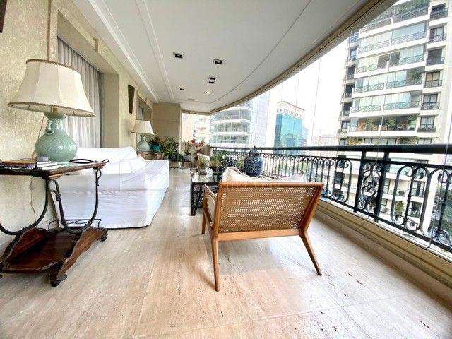 Apartamento espetacular mobiliado, para locação Chacara Itaim - Foto 12