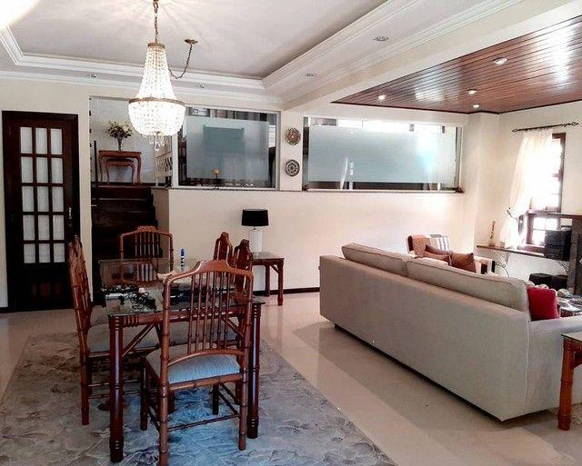 Bela casa de condomínio privilegiado para venda em local valorizado ,Comary , Teresópolis. - Foto 3