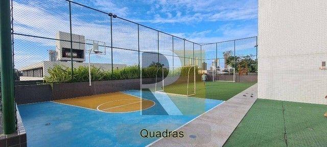 Apartamento com 3 dormitórios à venda, 100 m² - Pedro Gondim - João Pessoa/PB - Foto 15