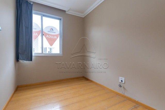 Apartamento à venda com 3 dormitórios em Orfas, Ponta grossa cod:V2428 - Foto 12