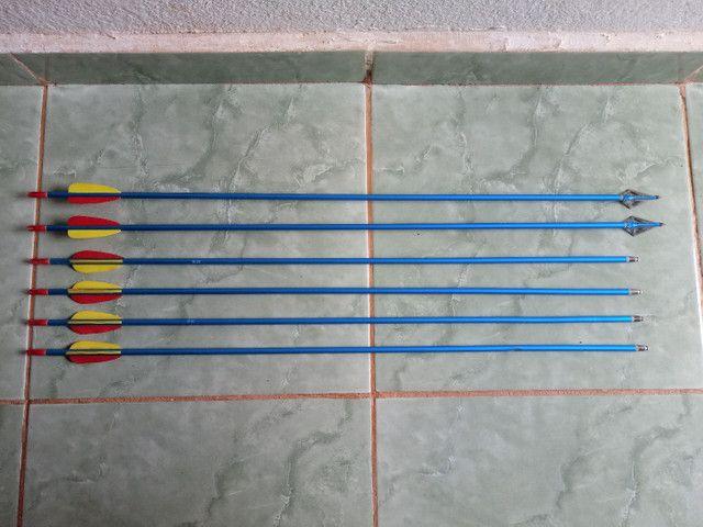 Arco recurvo 40lbs  - Foto 4