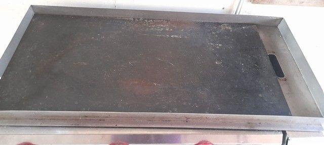 Vendo Chapa e 2 Fritadeiras Elétricas - Foto 5