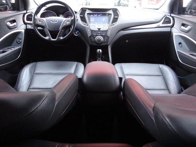 HYUNDAI SANTA FE 3.3 MPFI 4X4 V6 270CV GASOLINA 4P AUTOMATICO - Foto 3