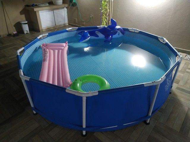 Piscina Intex 6500 litros - Perfeita