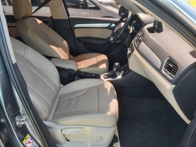 Audi Q3 1.4 Prestige 2019 - Interior caramelo, Segundo dono, 54 mil km - Foto 10
