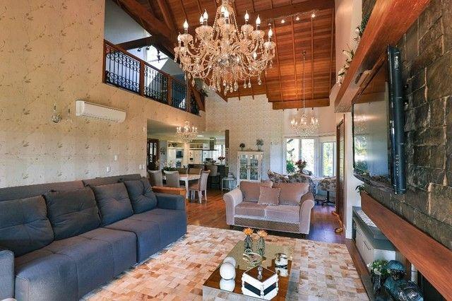 Casa com 5 dormitórios à venda, 400 m² por R$ 4.700.000,00 - Aspen Mountain - Gramado/RS - Foto 20