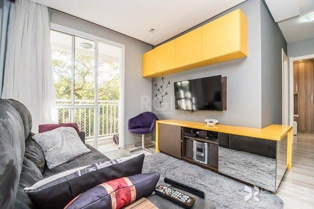 Apartamento à venda com 2 dormitórios em Cristo redentor, Porto alegre cod:YI449 - Foto 3