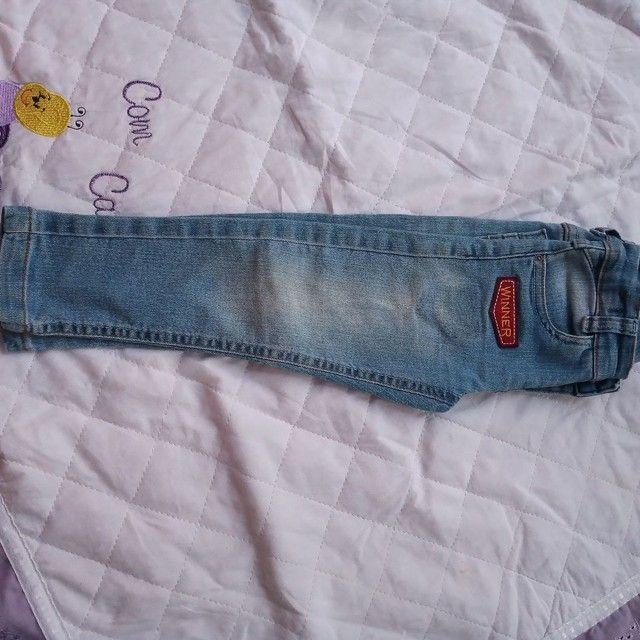 Vendo essas calças jeans - Foto 6