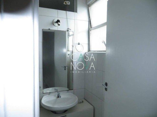 Apartamento com 2 dormitórios para alugar, 118 m² por R$ 3.000,00/mês - José Menino - Sant - Foto 8