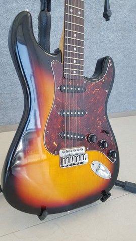 Guitarra Squier Califórnia +Bag - Foto 2