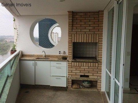 Apartamento à venda com 3 dormitórios em Jardim pau preto, Indaiatuba cod:V229 - Foto 5
