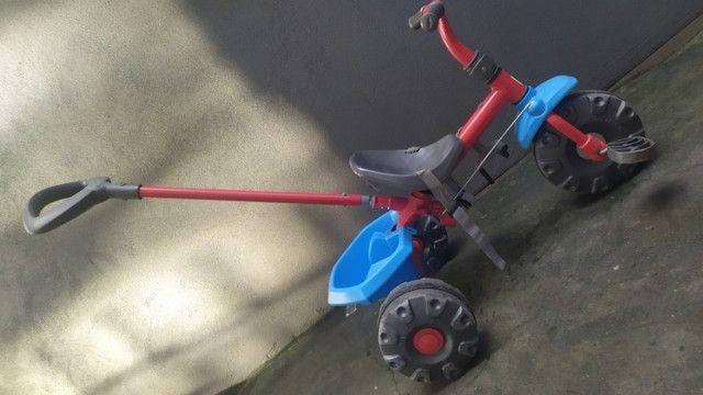 Triciclo smarth plus - Bandeirantes - Foto 4