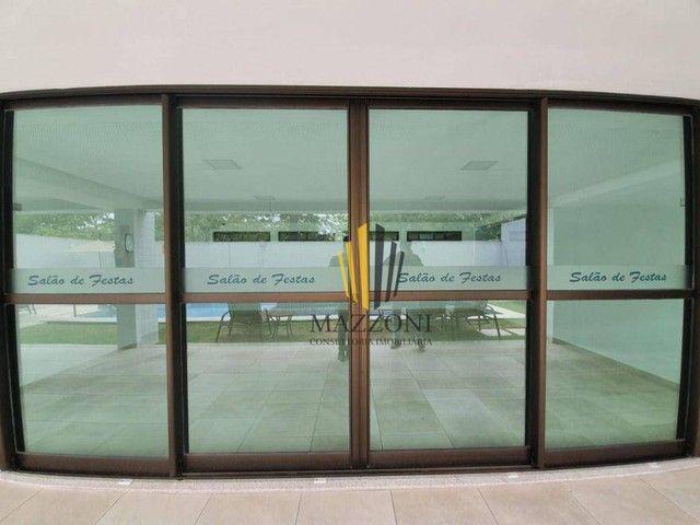 Edf. Costa das Palmeiras | Flat Mobiliado | 25m² | Nascente | 1 Vaga | Lazer Completo | R$ - Foto 15