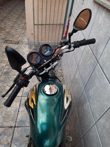 Vendo titan 125ks 2001 - Foto 2