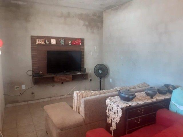 Casa em Fase de Acabamento, 2 Quartos, Dentro de Condomínio, Lote de 400m² em Vicente Pire - Foto 6