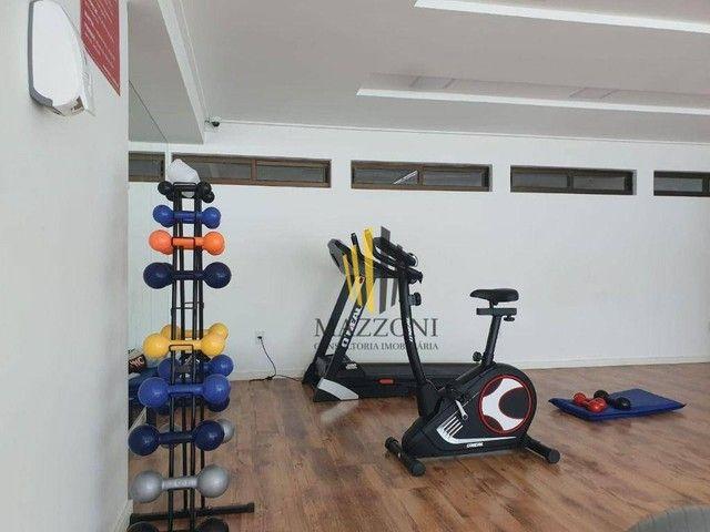 Edf. Costa das Palmeiras | Flat Mobiliado | 25m² | Nascente | 1 Vaga | Lazer Completo | R$ - Foto 10