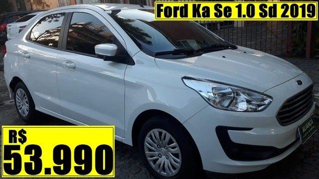 Ford Ka Se 1.0 Sd 2019