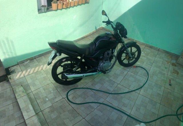 Moto Fan 125 2012  - Foto 10