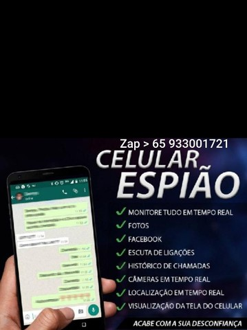 Grampeamento de aparelho celular