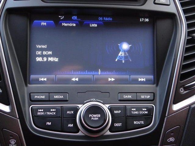HYUNDAI SANTA FE 3.3 MPFI 4X4 V6 270CV GASOLINA 4P AUTOMATICO - Foto 8