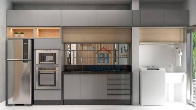 Apartamentos com 2 e 3 dormitórios à venda, 49 m² e 70 m²- Morada do Ouro - Cuiabá/MT - Foto 4