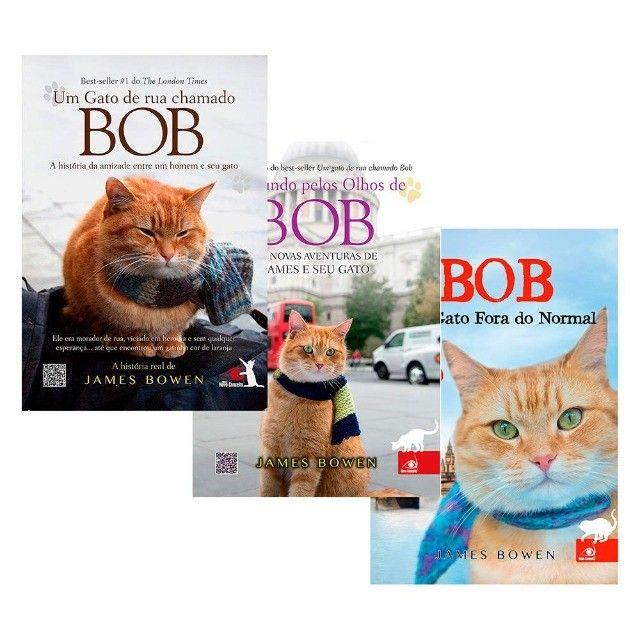 Box Coleção Gato Bob - 03 Livros - Foto 3