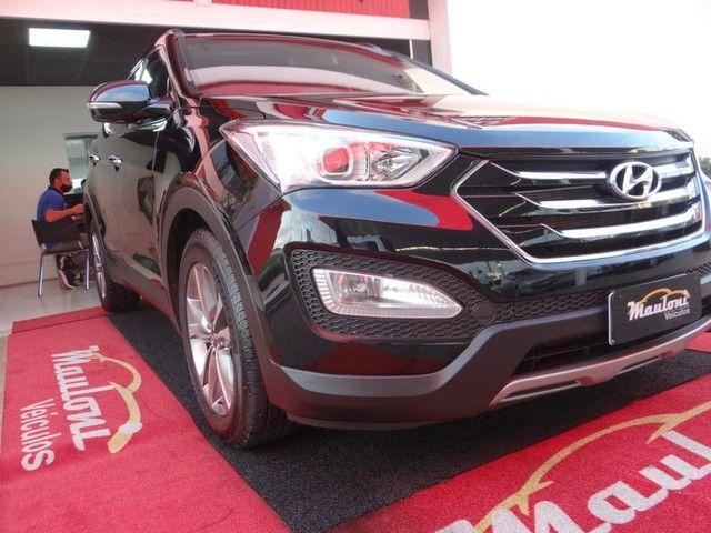 HYUNDAI SANTA FE 3.3 MPFI 4X4 V6 270CV GASOLINA 4P AUTOMATICO - Foto 18