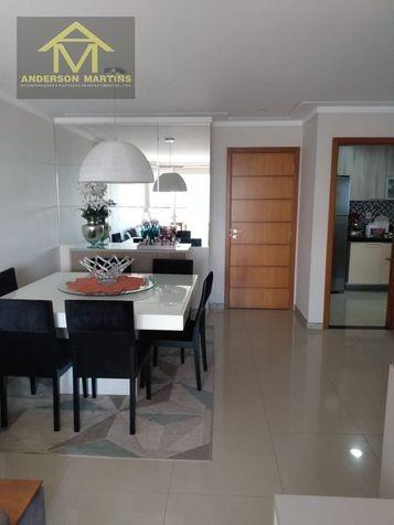 Belíssimo apartamento 3 quartos na Praia da Costa ? cód. 17730am