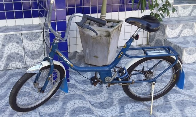 Bicicleta Monark Monareta Antiga aro 20