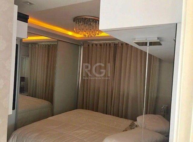Apartamento à venda com 3 dormitórios em Ipanema, Porto alegre cod:VZ6377 - Foto 13