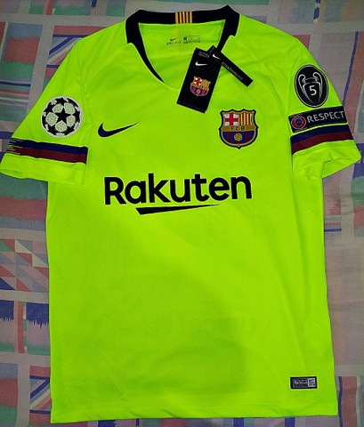Camisa do Barcelona temporada 19/20