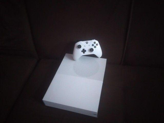 Microsoft xbox one s cor branca  - Foto 3