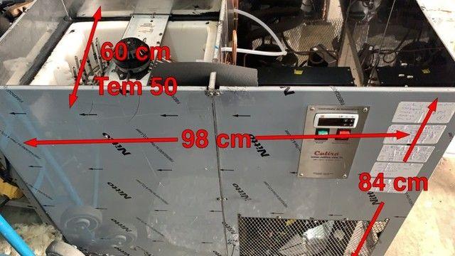 Chopeira T com 6 torreiras + pre resfriador glicol 80 L/H ccom 6 saídas - Foto 5