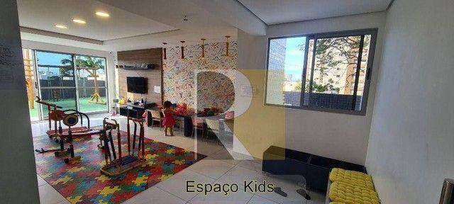 Apartamento com 3 dormitórios à venda, 100 m² - Pedro Gondim - João Pessoa/PB - Foto 13