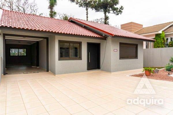 Casa com 3 quartos - Bairro Estrela em Ponta Grossa
