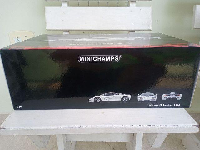 Miniatura Mclaren F1 Minichamps 1/12 - Foto 4
