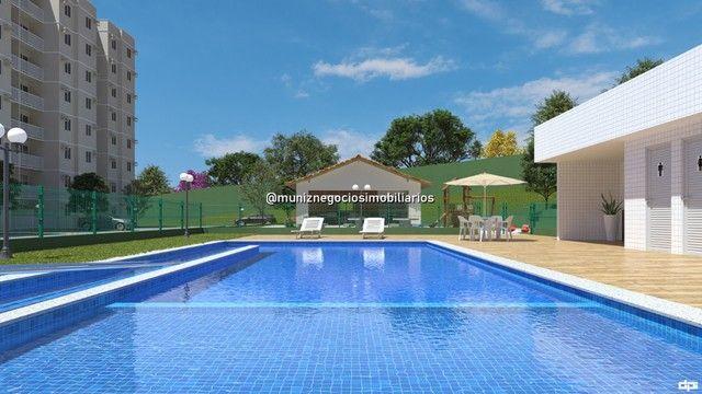 R Condomínio Clube Em Camaragibe ,  3 quartos, Elevador, Solicite sua Simulação!!! - Foto 2