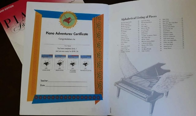 Piano Adventures - 2 Livros - Level 1 - Foto 4